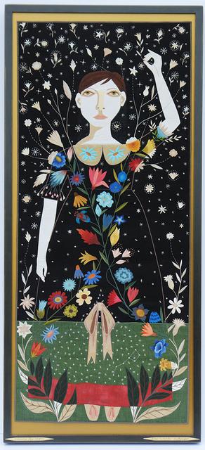 , 'Flowers Are Stars,' 2014, Antieau Gallery