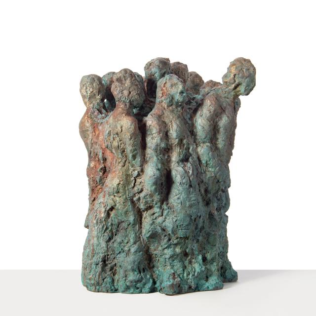 , 'Gente nel metrò,' 1969/1997, Galerie Palü