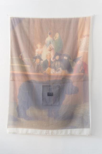, 'From Venice to Sudan in Nanyuki,' 2016, Galerie Mehdi Chouakri