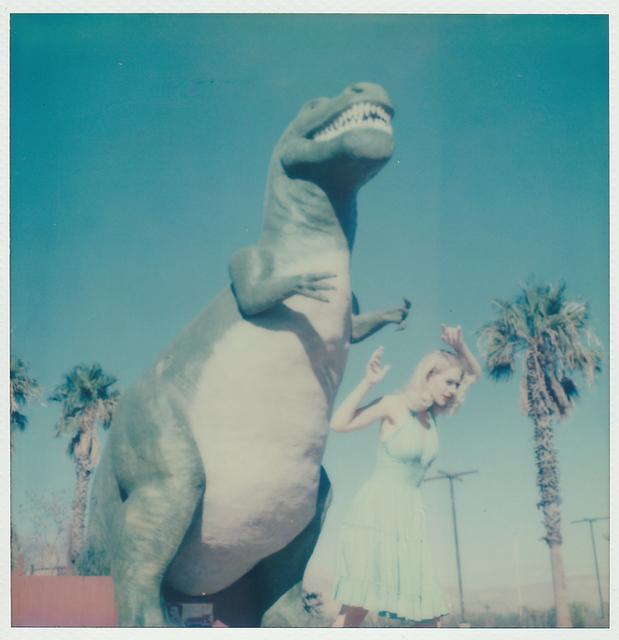 , 'Jurassic Park,' 2017, Instantdreams