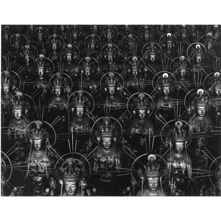 , 'Hall of Thirty-Three Bays,' 1995, Rosenfeld Gallery