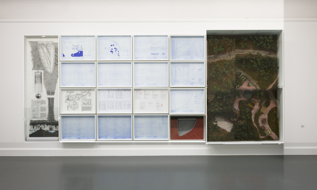 , 'Memorial Chamber of the Intelligence Bureau,' 2015, Liang Gallery