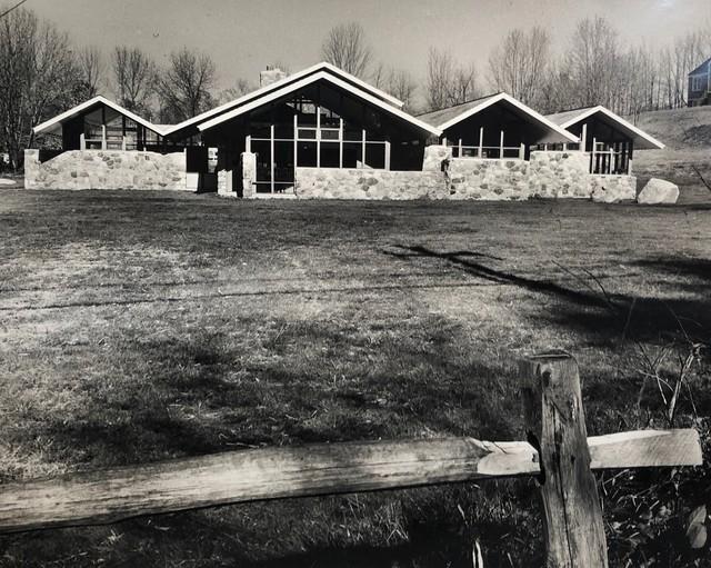 Pedro E. Guerrero, 'Library. Westport, CT (Joseph P. Salerno, Architect) ', ca. 1955, Edward Cella Art and Architecture