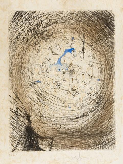 Salvador Dalí, 'Sator (Field 69-1F; M&L 304k)', 1968/1969, Forum Auctions