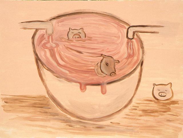 , 'Hotchpotch,' 1996, Tomio Koyama Gallery