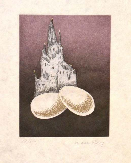 Man Ray, 'Une Cathedrale', 1968, Wallector