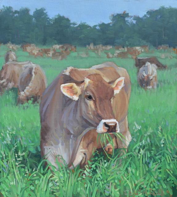 , 'Greener Pastures ,' , West Branch Gallery