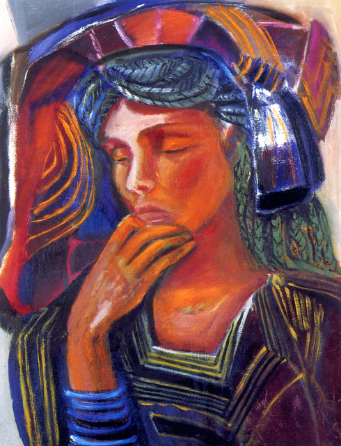, 'Beyond 7,' 1993, Hafez Gallery