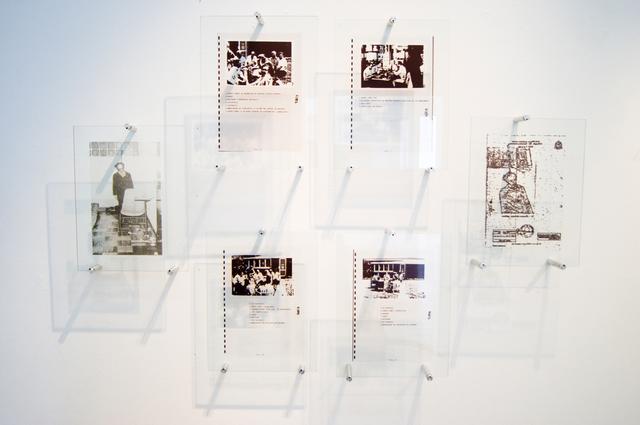 , 'Leer el tiempo,' 2015, Isabel Aninat