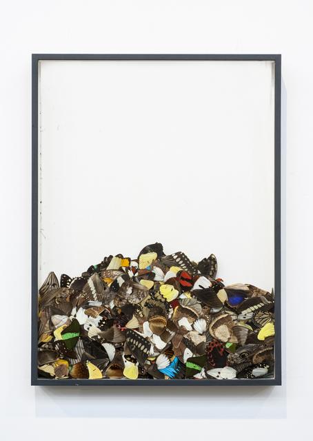 Claudio Parmiggiani, 'Senza titolo', 2018, Meessen De Clercq