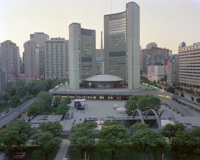, 'City Hall, Toronto, ON,' 2008, Stephen Bulger Gallery