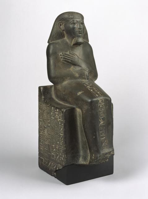, 'Ahmose, also known as Ruru,' ca. 1478, Brooklyn Museum