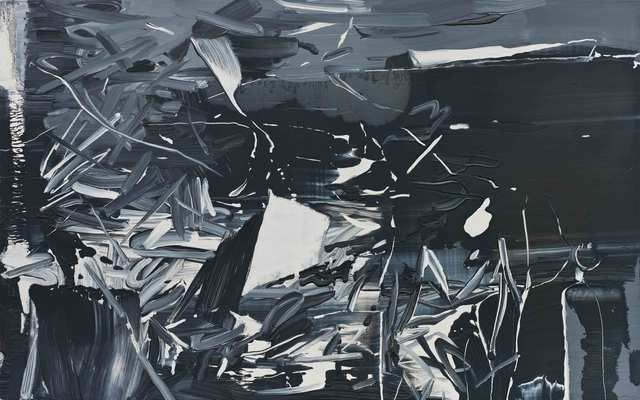 , '黑白 12-6  Black White 12-6,' 2012, Shanghai Gallery of Art