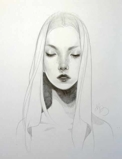 , 'Drawing #1,' 2017, Spoke Art