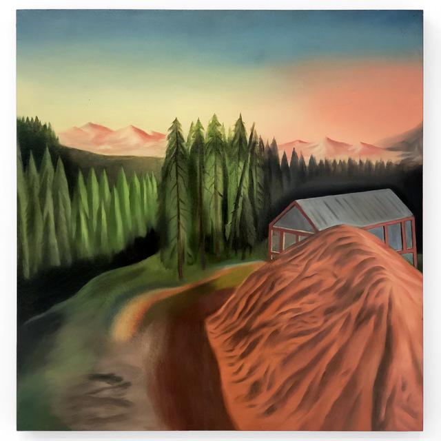 , 'East of Aldena,' 2017, pt.2