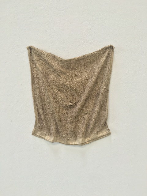, 'Schweißtuch,' 2017, Galerie Jochen Hempel