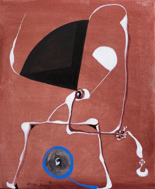 , 'EduchkaDancer (Eduardo Dancer),' 2016, Matthew Liu Fine Arts