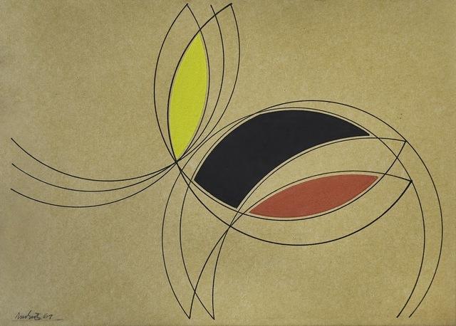 , 'Continuidad,' 1969, Museo de Arte Contemporáneo de Buenos Aires