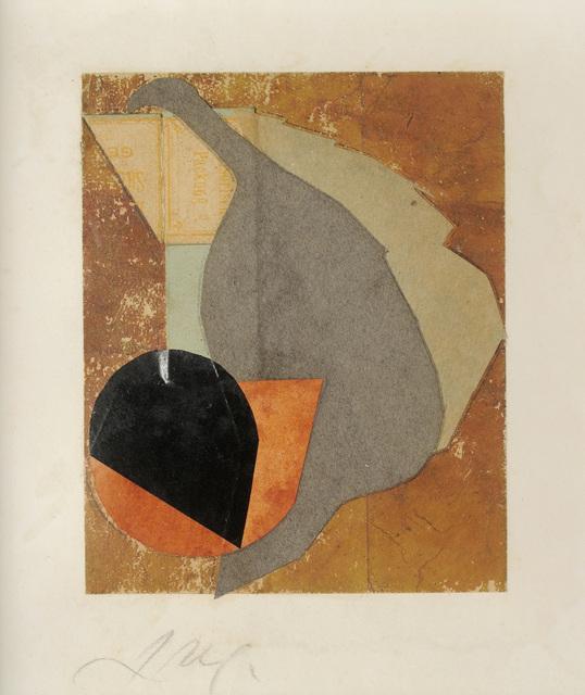, 'Avant ma naissance,' 1914, Galerie Natalie Seroussi