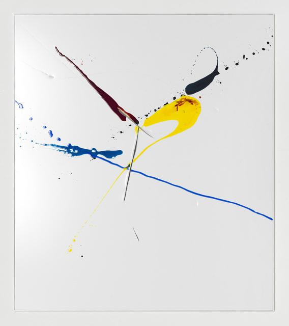 , 'O.T. ,' 2016, Galería Heinrich Ehrhardt