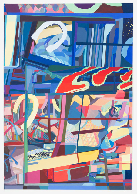 , 'Amusing the Million,' 2013, Fleisher/Ollman