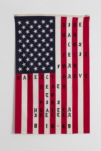 , 'Manson / LaBianca,' 2016, V1 Gallery