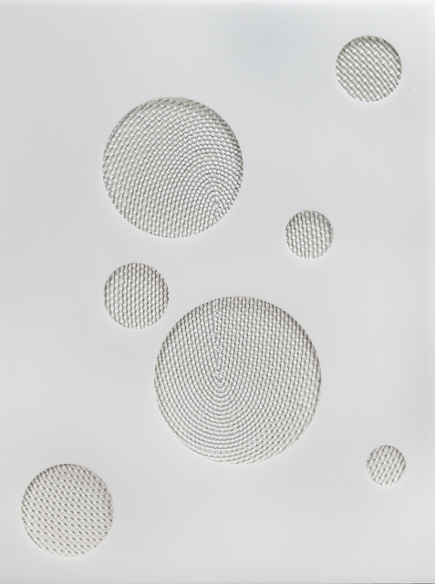 , 'Cercles (08),' 2013-2014, Keitelman Gallery