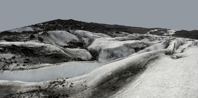 , 'Glacier Crevasse / Svinafellsjokull,' 2012-2013, C. Grimaldis Gallery