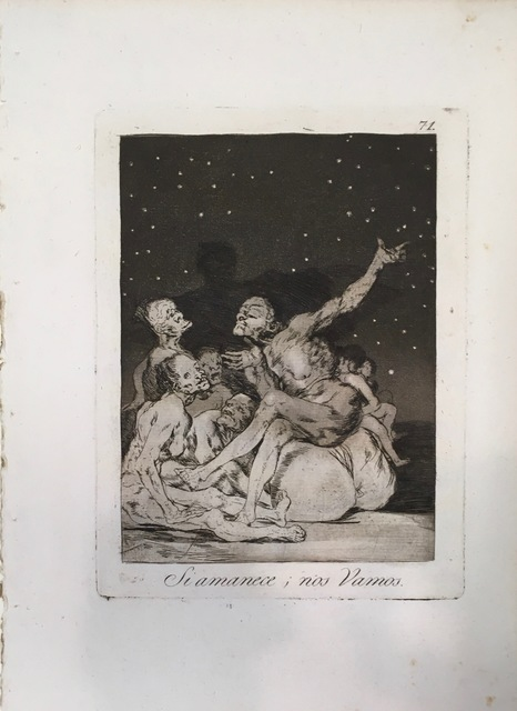 , 'When the day breaks we will be off,' 1799, Pia Gallo