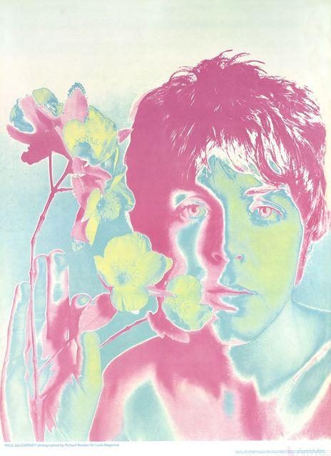 , 'Paul McCartney,' 1967, ArtWise