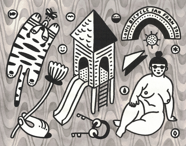 , 'Play Place,' 2018, Spoke Art
