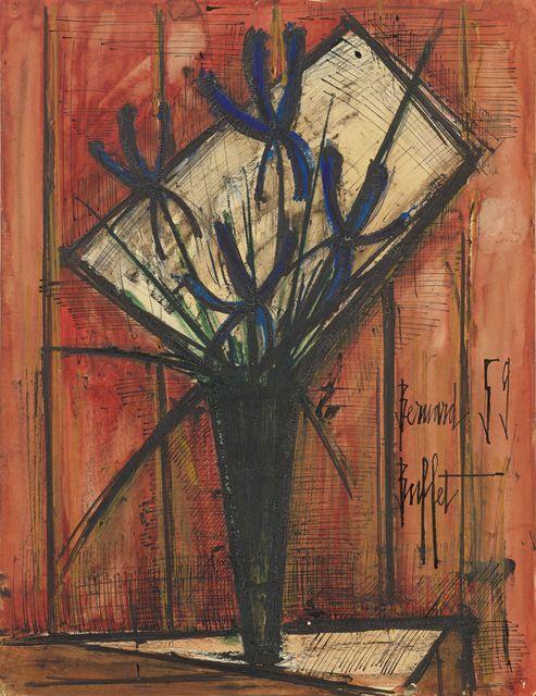 , 'Bouquet de fleurs au vase,' 1959, Opera Gallery
