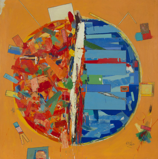 , 'Pedazo del Mundo,' 1962, Heather James Fine Art