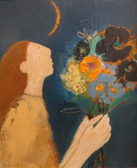 , 'Flower Girl,' 2019, Thompson's Galleries