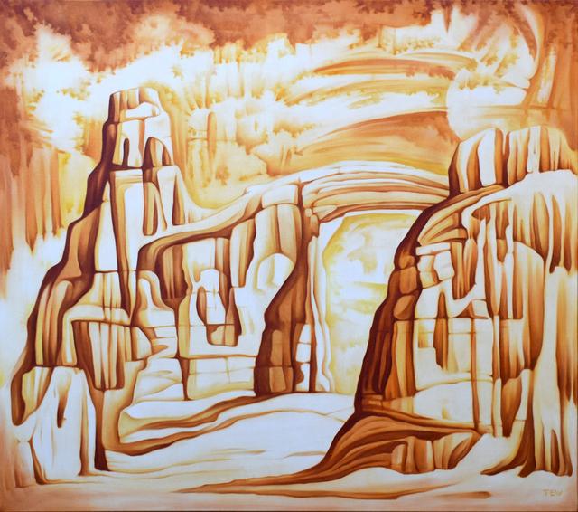 , 'Turret Arch,' , Modernist Frontier