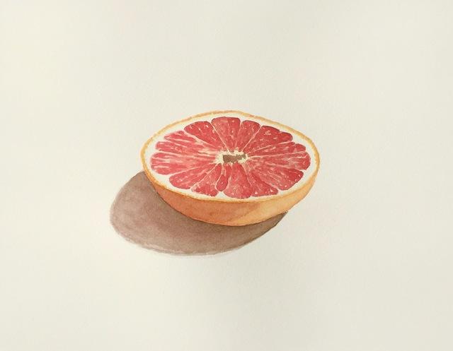 , 'Grapefruit,' 2017, Burnet Fine Art & Advisory