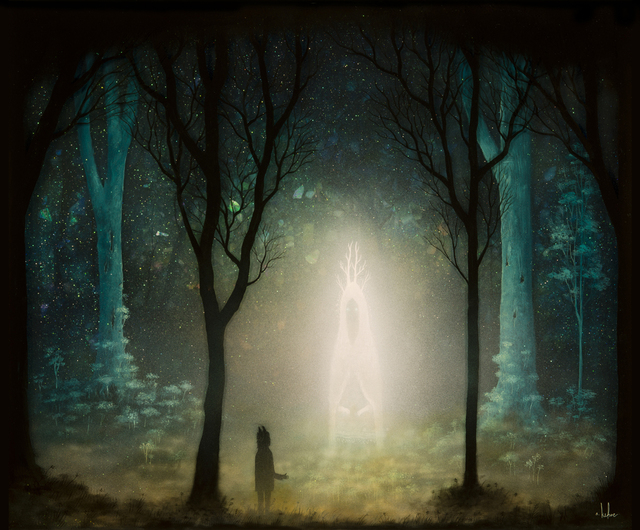, 'Roamer of the Subterranean Forest,' , Jonathan LeVine Projects
