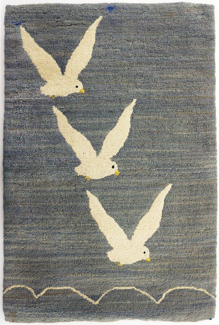 , '3 Seagulls/Victory,' ca. 1930, Edward Thorp Gallery