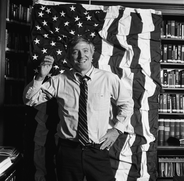 , 'William F. Buckley Jr.,' 1981, Grey Art Gallery