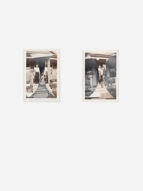 , 'HOURGLASSES,' 2018, Greg Kucera Gallery