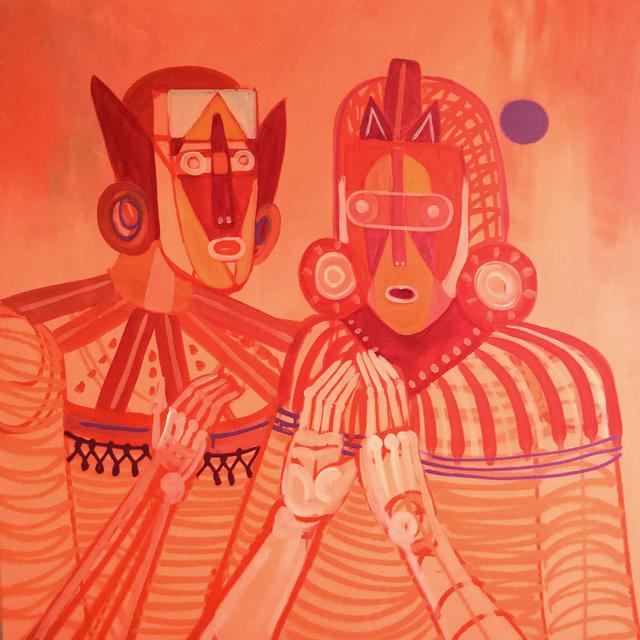 Saner, 'Herederos del Sol', 2015, MAIA Contemporary