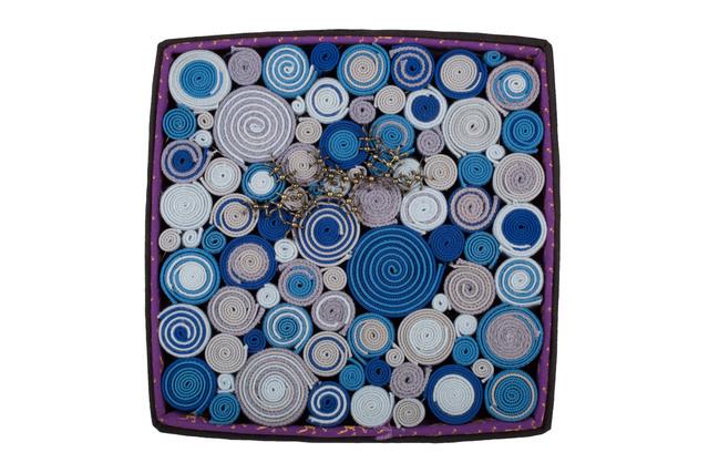 , 'Blue Maquette,' 2013, Parrish Art Museum