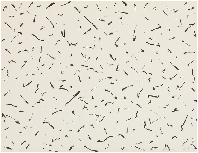 Park Seo-bo, 'Erciture', 1988, Print, Lithograph, OSME Fine Art