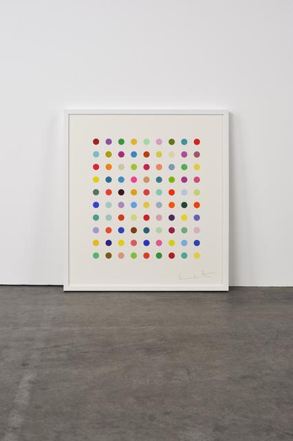 Damien Hirst, 'Lanatoside B', 2011, Weng Contemporary
