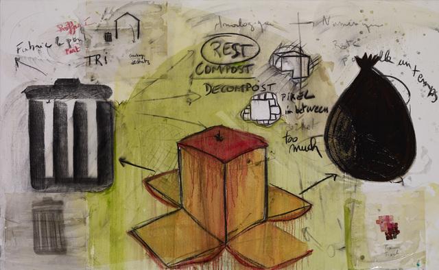 , 'Rest,' 2014, Galerie Nathalie Obadia