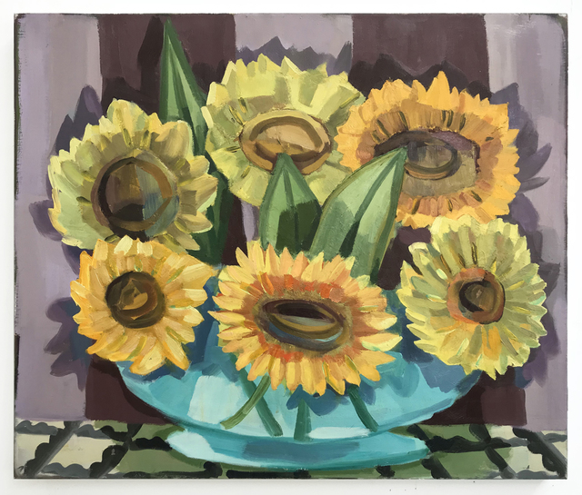 , 'Sunflowers,' 2005, P.P.O.W
