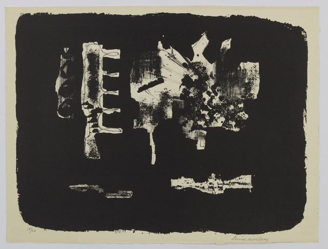 , 'Untitled,' 1963, Tamarind Institute