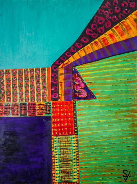 , 'Suspense,' 2014, Sue Layman Designs