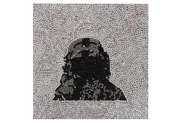 , 'DrEm uv FUchr Past,' 2015, The McLoughlin Gallery