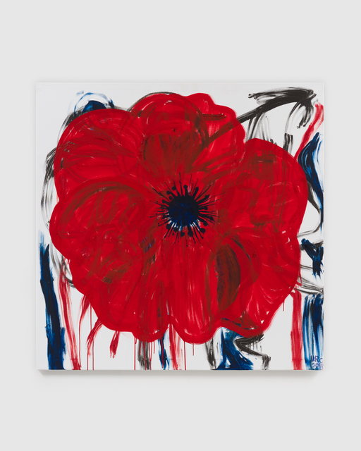 , 'Exploding Poppy ,' 2018, SABSAY